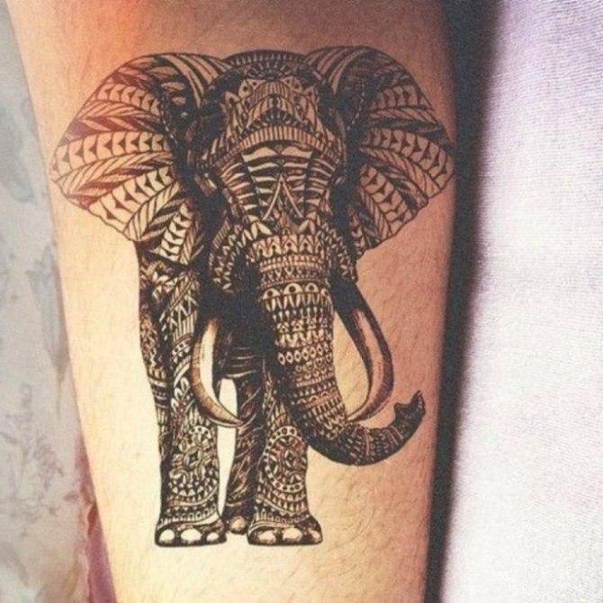 Hindu Elephant Tattoo Meaning - Elephant Tattoos <3 <3