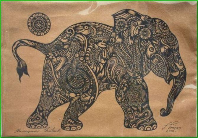 Elephants and Mammoths - Elephant Tattoos <3 <3