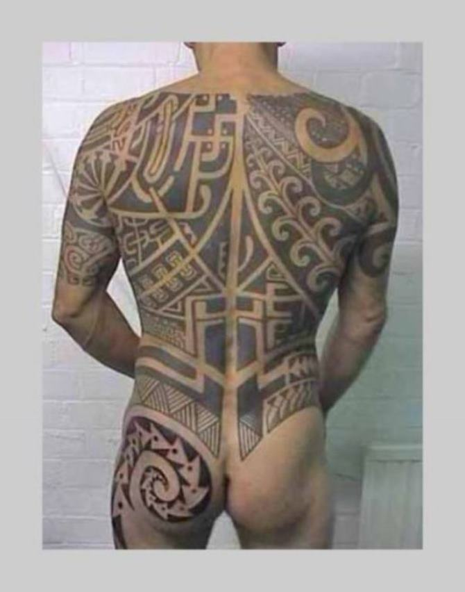 Body Tattoo - Maori Tattoos <3 <3