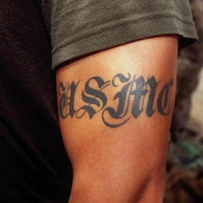 Male Tattoo on Arm - 30 Best Armband Tattoos <3 <3