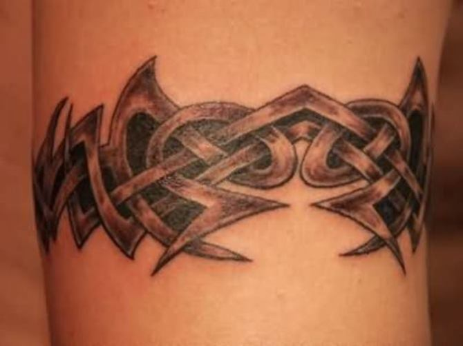 Band Tattoo for Men - 30 Best Armband Tattoos <3 <3