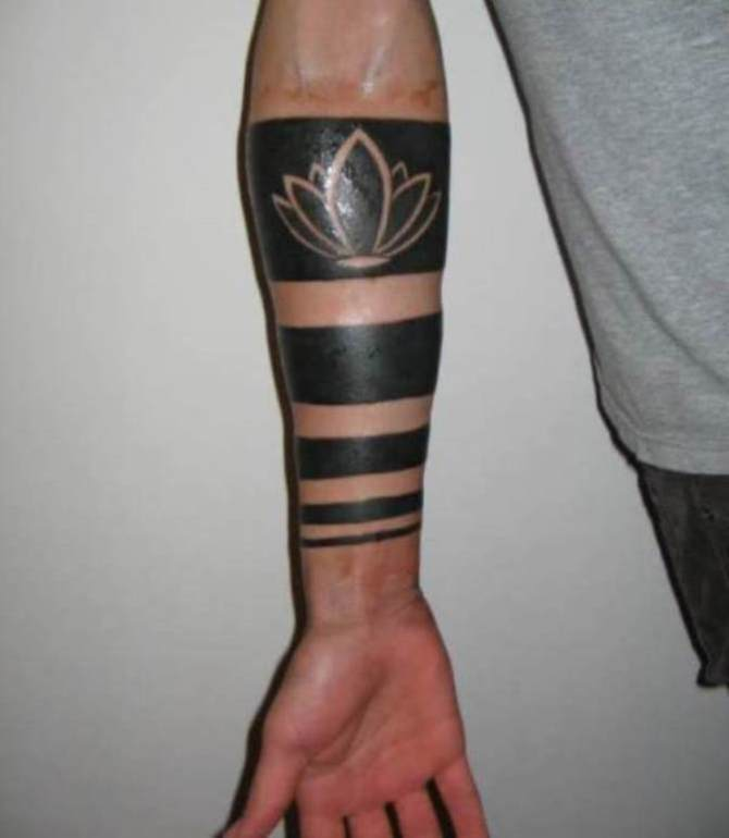 Armband Tattoo for Men - 30 Best Armband Tattoos <3 <3