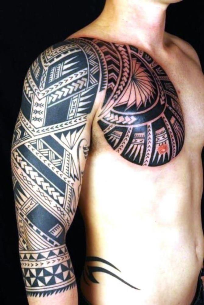 Tattoo Polynesian - Maori Tattoos <3 <3