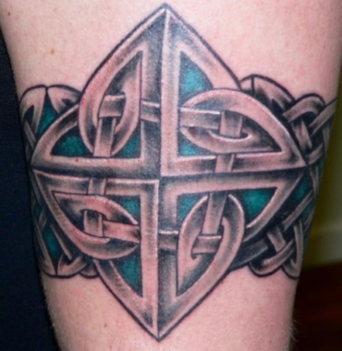 Celtic Band Tattoo Designs - 30 Best Armband Tattoos <3 <3