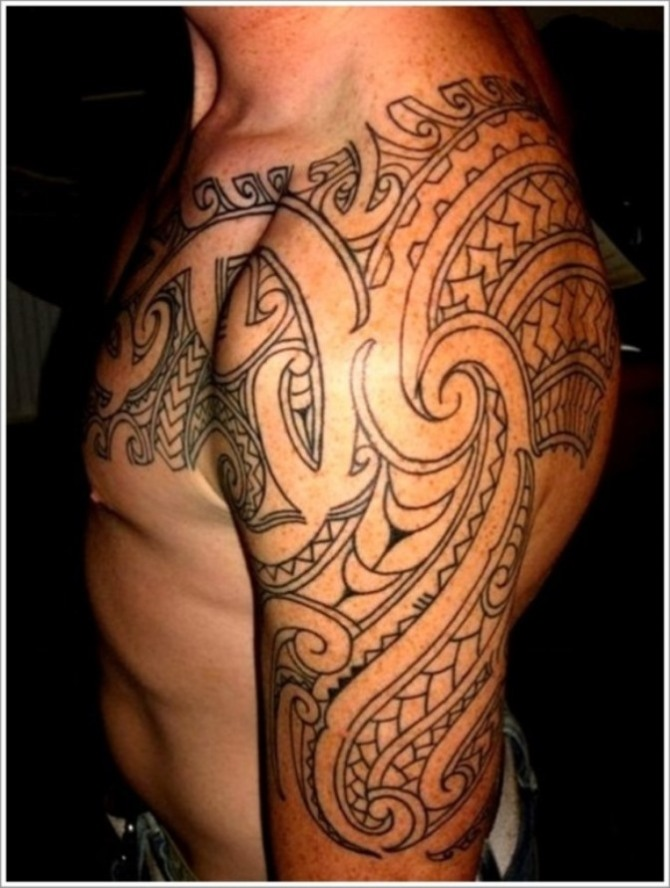 Tattoo Traditional Maori - Maori Tattoos <3 <3