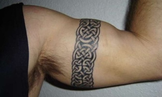 Snake Tattoo Around Arm - 30 Best Armband Tattoos <3 <3