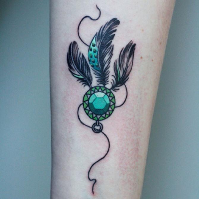 20 Diamond Tattoos Tattoofanblog